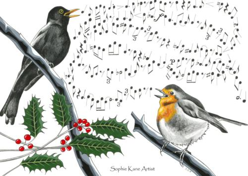 Winter Birdsong